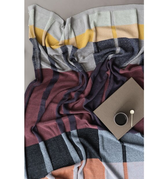 ferm LIVING - Medley plaid, Multi
