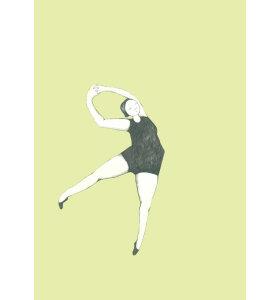 Kirstine Falk - Alt hun ville var at danse, A5