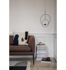 ferm LIVING - Loop cushion, Mount
