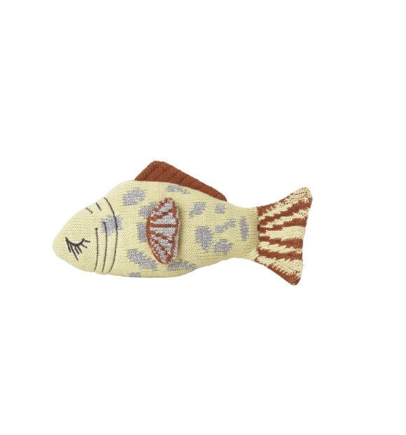 ferm LIVING Kids - Fruiticana Leopardfisk Rangle