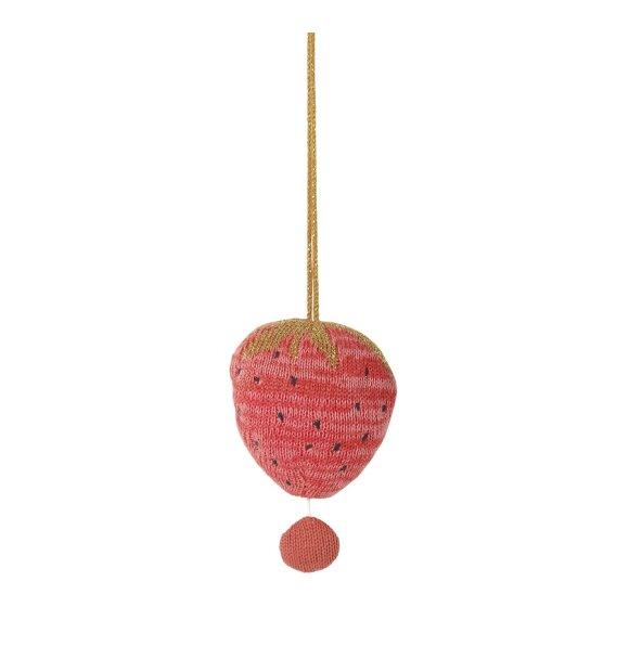 ferm LIVING Kids - Fruiticana Musik Mobile, jordbær
