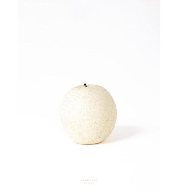 MAD/PLAKAT - Nashi pære, hvid 70*100