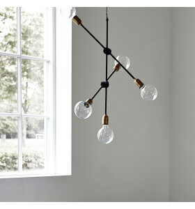 House-Doctor - Lampe Molecular