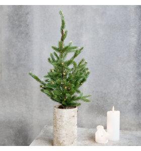 House Doctor - Juletræ med lys, 64cm