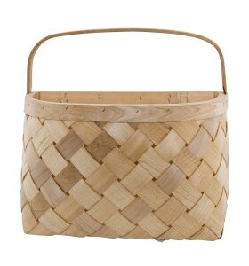 Bloomingville - Kurv, natur, bambus