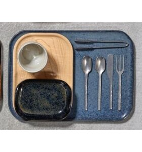 Serax - Lille gaffel, Spork-Merci