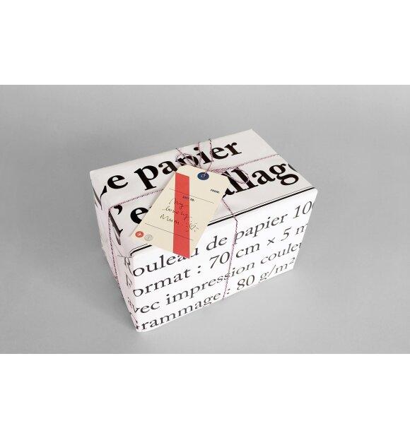 Le Studio Be-Poles - Le papier d'emballage, gavepapir