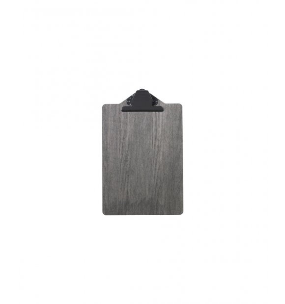 ferm LIVING - Clipboard til A5, Stained Black