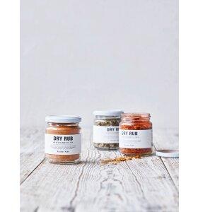 Nicolas Vahé - Dry Rub, Sweet Barbecue Mix