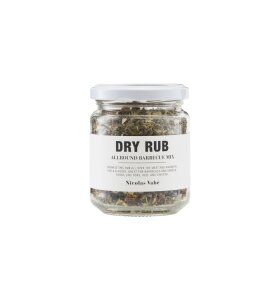 Nicolas Vahé - Dry Rub, Allround Barbecue Mix