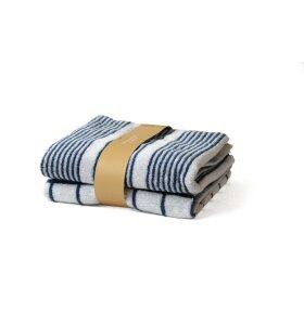 SEMIBASIC - Dip Jacquard, Håndklæder 2 stk.