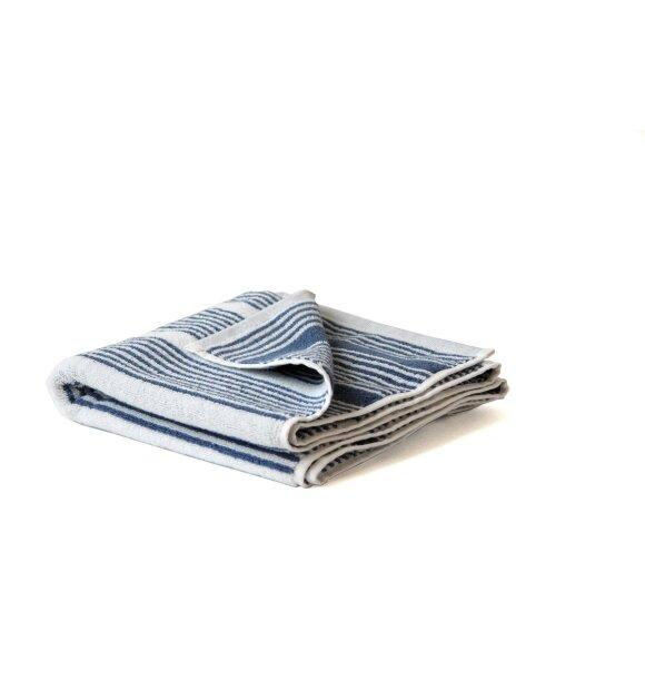 SEMIBASIC - Dip Jacquard, Håndklæde 100x150