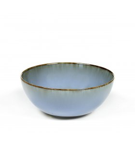 Serax - Skål S, Smokey blue