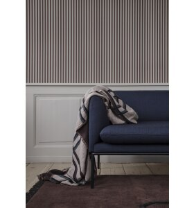 ferm LIVING - Checked Wool Blend plaid