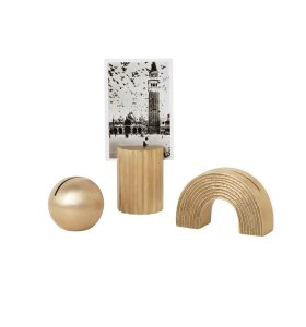 ferm LIVING - Card Stand, Sphere