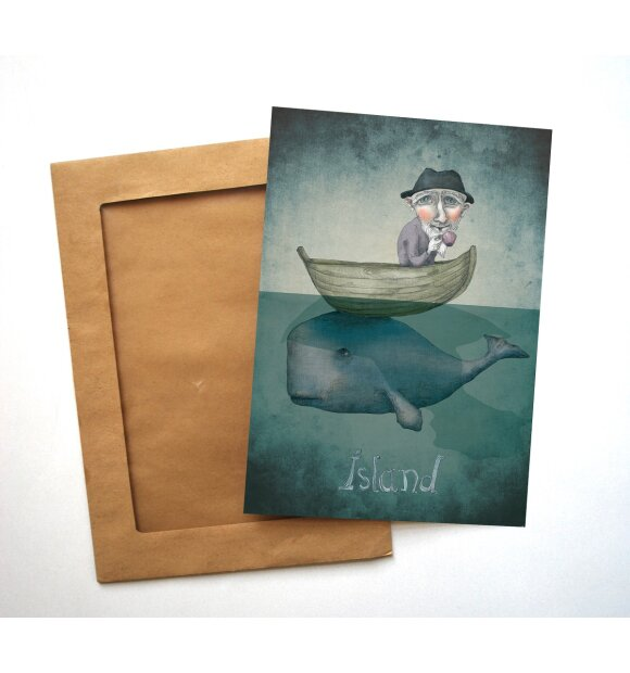 Sumo Illustration - Kaffisopa