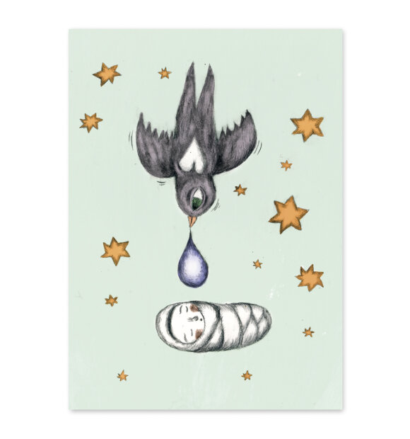 Sumo Illustration - Dråbe