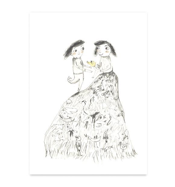 Sumo Illustration - Ven