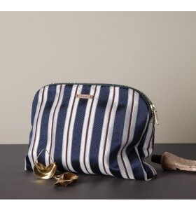 ferm LIVING - Salon Purse, Pinstripe