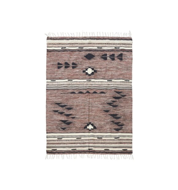 House-Doctor - Tæppe Tribe, 140x200