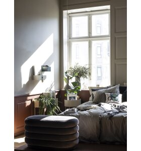 ferm LIVING - Puf oval - Hent selv