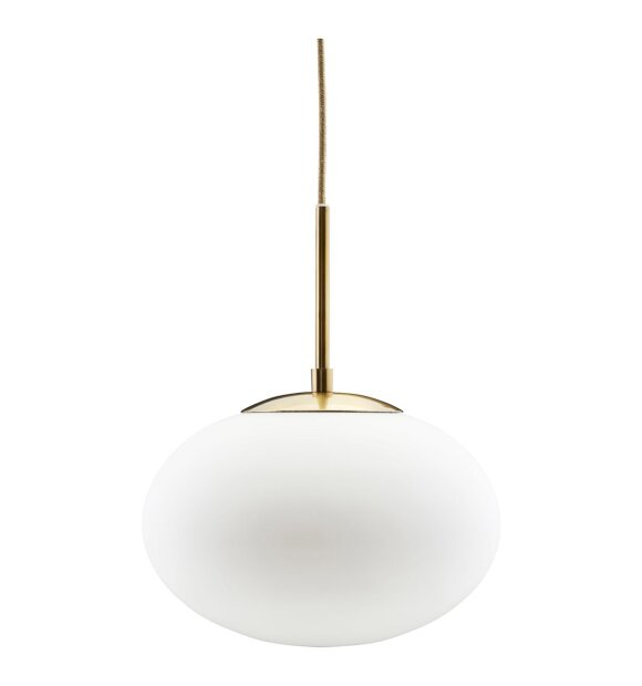 House-Doctor - Lampe Opal, Hvid