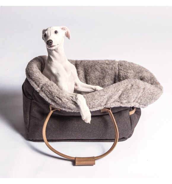 Cloud7 - Hundetaske Heather, L