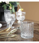 House Doctor - Whiskyglas Vintage