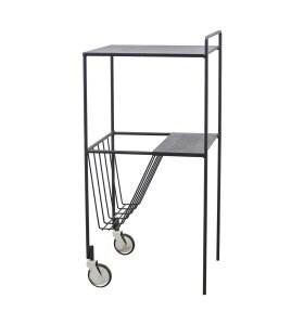 House Doctor - Rullebord/Trolley Use, Sort