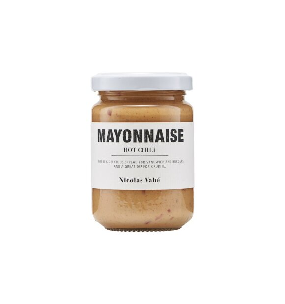 Nicolas Vahé - Mayonnaise, Hot Chili