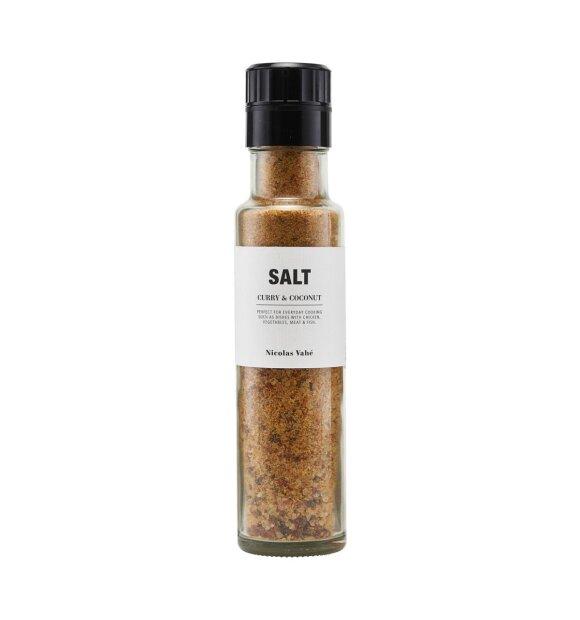 Nicolas Vahé - Salt, Karry & kokos