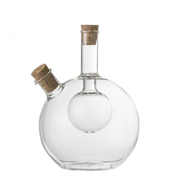 Bloomingville - Olie- & eddikeflaske, glas