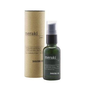 meraki - Shaving oil, Men, 30 ml