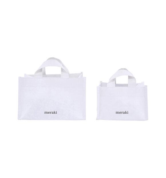 meraki - Opbevaringsposer, sæt á 2