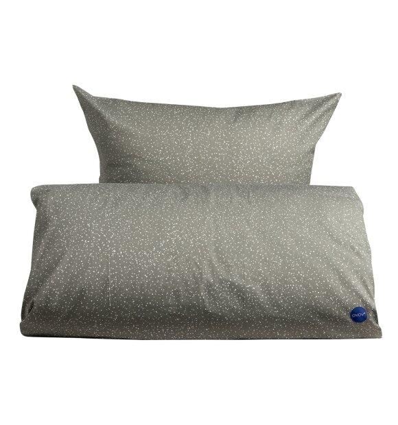 OYOY Living Design - Starry sengesæt elefantgrå, Junior