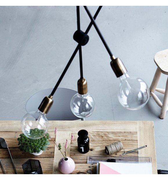 House Doctor - Lampe Molecular