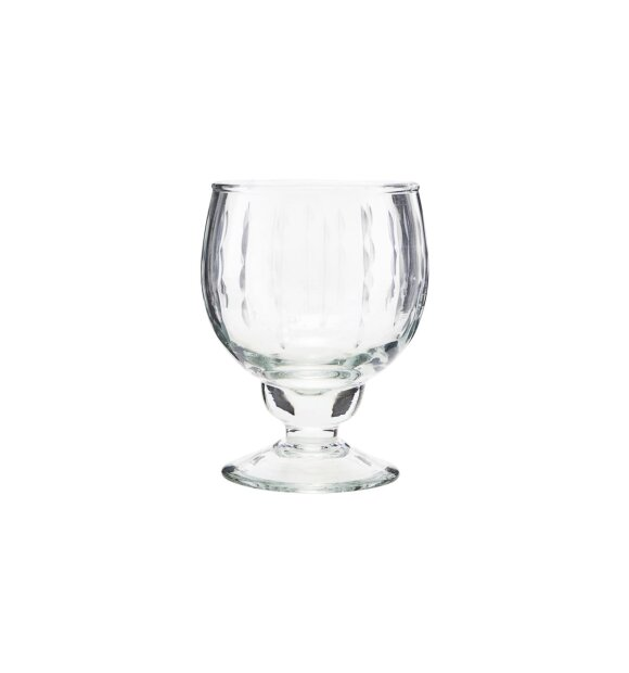 House-Doctor - Hvidvinsglas Vintage