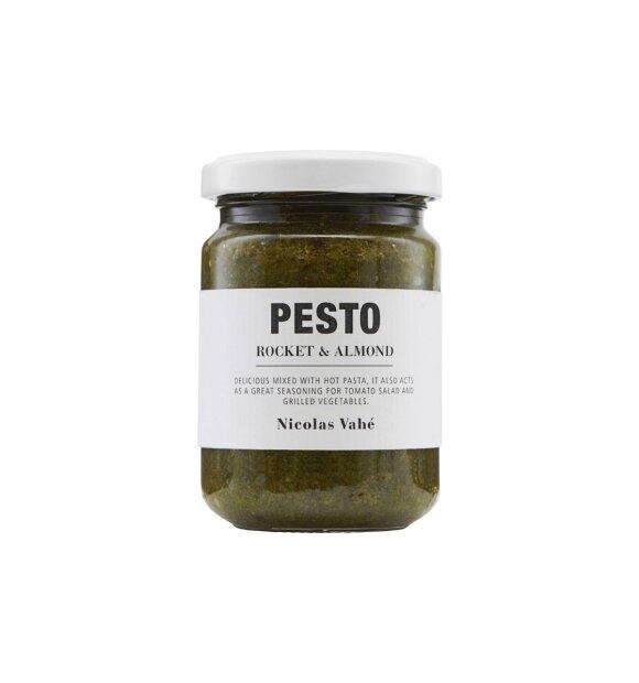 Nicolas Vahé - Pesto, rucola og mandel