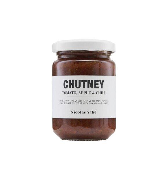 Nicolas Vahé - Chutney, tomat, æble og chili
