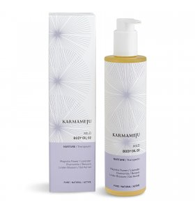 Karmameju - Mild Body Oil - til sensitiv hud