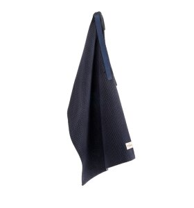The Organic Company - Little Towel, Dark blue