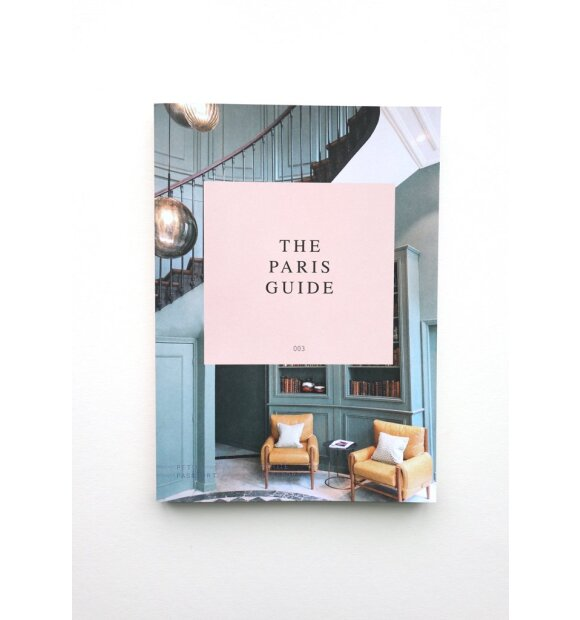 New Mags - The Paris Guide