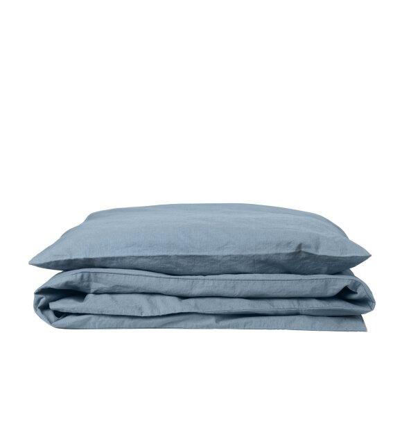 SEMIBASIC - Hør sengesæt, 140x220