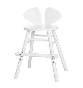 NOFRED - Mouse Junior stol - Hvid