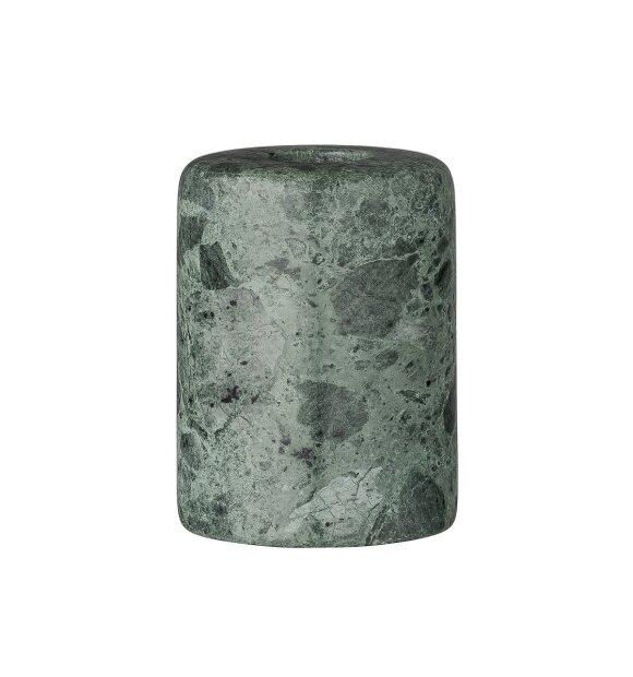 Bloomingville - Lysestage, Grøn marmor