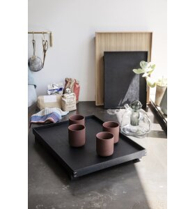 ferm LIVING - Bon Wooden Tray Large