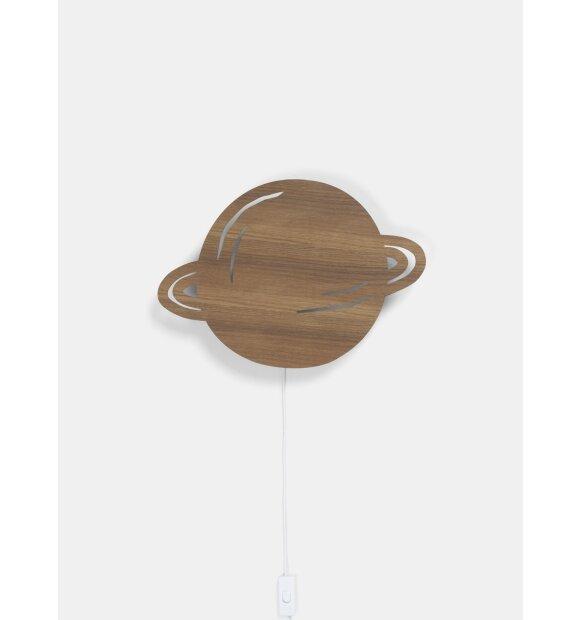 ferm LIVING Kids - Planet Lamp - Smoked Oak