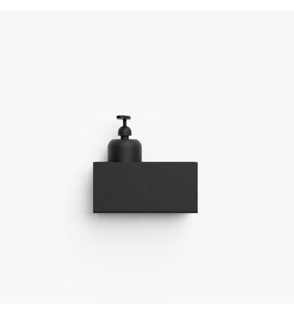 NICHBA DESIGN - Badeværelseshylde 20 cm med afløb