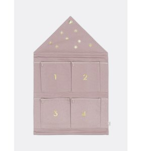 ferm LIVING - House adventskalender, Rosa