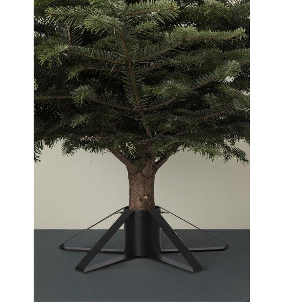ferm LIVING - Juletræsfod, Sort